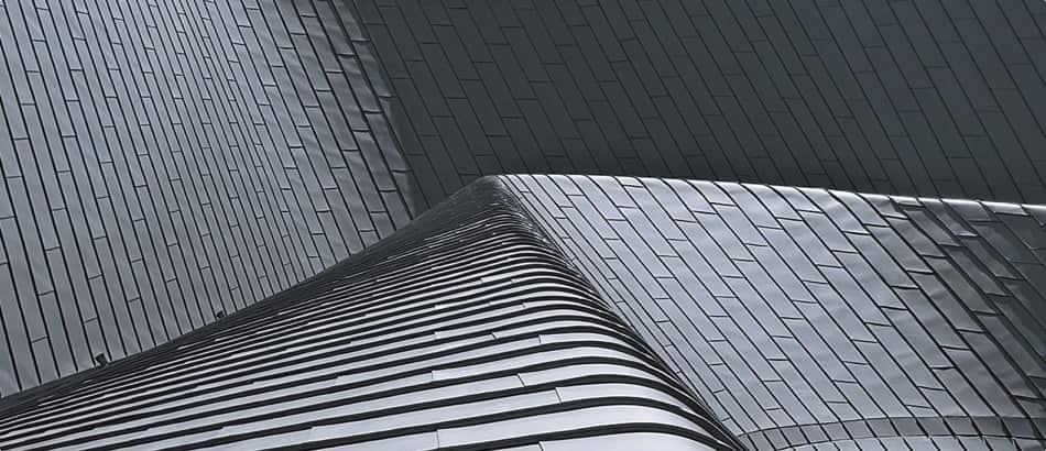 Beispiel eines Daches gedeckt von EWP-Dach