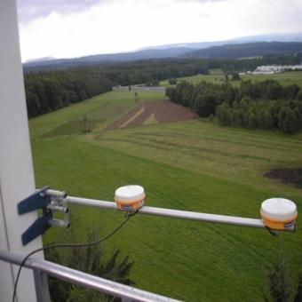 GPRS-Ausrichtung mittels Thales